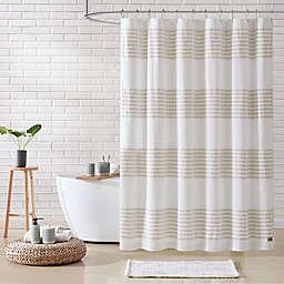 UGG® Caia 72-Inch x 72-Inch Shower Curtain in Wheat