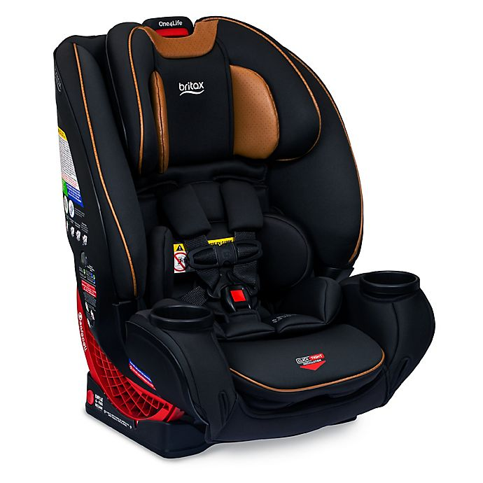 Alternate image 1 for Britax® One4Life® Premium ClickTight All-in-One Car Seat in Ace Black