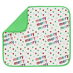 H for Happy™ Merry Merry Dish Drying Mat
