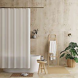 Haven™ Recycled PEVA Shower Curtain Liner