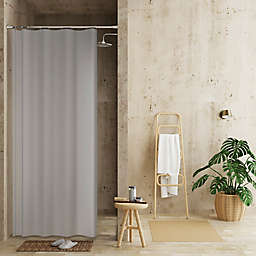 Haven™ 54-Inch x 78-Inch Recycled PEVA Shower Curtain Liner in Grey