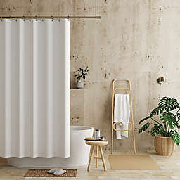 Haven™ Recycled Cotton Waterproof Shower Curtain Liner