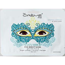 The Crème® Shop Cucumber Eye Sheet Mask