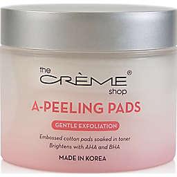 The Crème® Shop 60-Count A-Peelin Pads