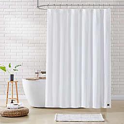 UGG® 54-Inch x 78-Inch Valerie Shower Curtain in White