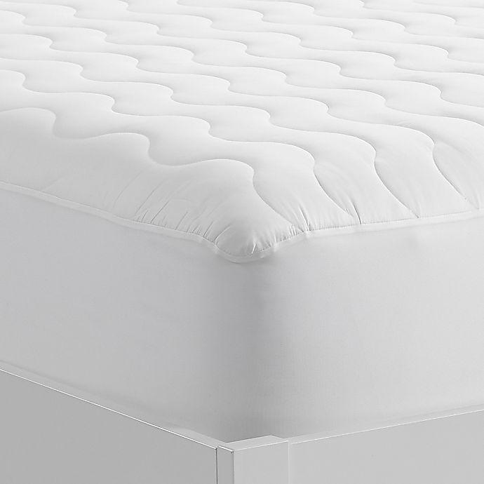Alternate image 1 for Serta® Basic Comfort Air Dry Mattress Pad