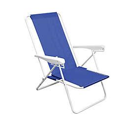 Coastline® High Back Folding Beach Chair