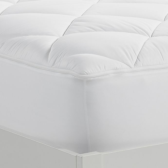 Alternate image 1 for Serta® Luxury Firm Comfort King Mattress Pad