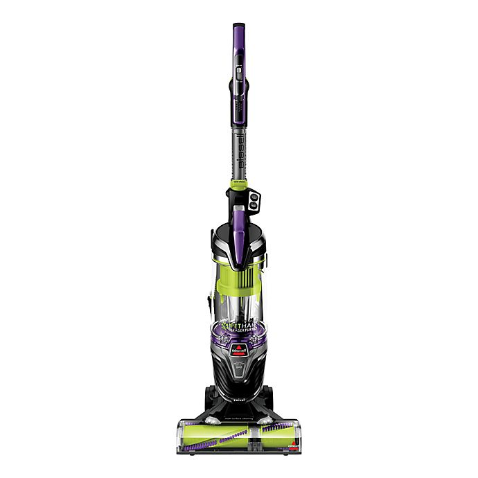 Alternate image 1 for BISSELL® Pet Hair Eraser® Turbo Plus Vacuum Cleaner in Purple/Green