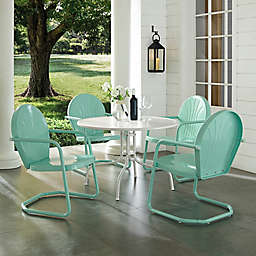 Crosley Griffith 5-Piece Outdoor Dining Set