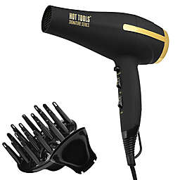 Hot Tools® Signature Series 6-Speed/6-Heat IonicTurbo Hair Dryer in Black