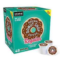 The Original Donut Shop® Regular Coffee Value Pack Keurig® K-Cup® Pods 48-Count