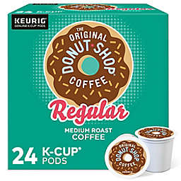 The Original Donut Shop® Regular Medium Roast Coffee Keurig® K-Cup® Pods 24-Count