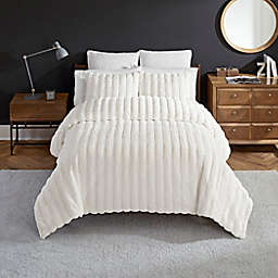 UGG® Canyon 3-Piece King Comforter Set in Snow