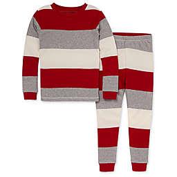 Burt's Bees Baby® Jumbo Stripe Family Pajama Collection