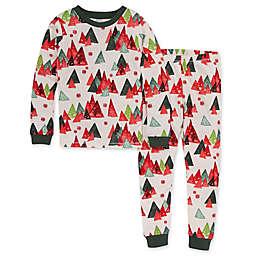 Burt's Bees® Kid's 2-Piece Modern Forest Organic Cotton Pajama Set