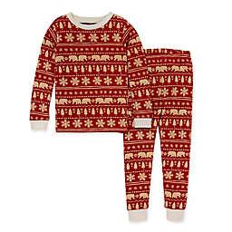 Burt's Bees Baby Beary Fair Aisle Family Pajama Collection