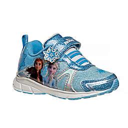 Disney® Size 10 Frozen II Sneaker in Blue