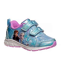 Disney® Size 9 Frozen II Sneaker in Blue