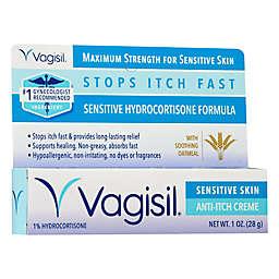 YeastGard Vagisil® 1 oz. Maximum Strength Anti-Itch Creme for Sensitive Skin