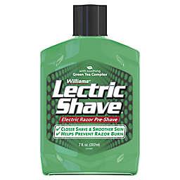 Williams® Letric Shave® 7 oz. Pre-Shave for Electric Razors