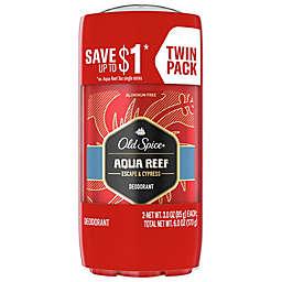 Old Spice® 2-Pack 3 oz. Aqua Reef Deodorants