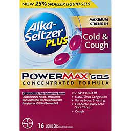 Alka-Seltzer Plus® 16-Count Cough/Cold PowerMax Gels