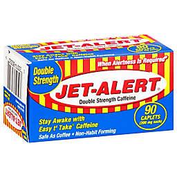 Jet-Alert® 90-Count 200 mg Double Strength Caffeine Caplets