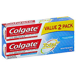 Colgate® Total SF™ 2-Pack 4.8 oz. Whole Mouth Health Whitening Toothpaste