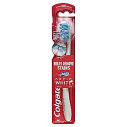 Colgate® Optic White® 360 Degree Whitening Full Head Soft Toothbrush