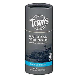 Tom's of Maine® 2.0 oz. Men's Plastic-Free Deodorant in Rugged Coast