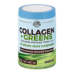Country Farms 10.6 oz. Collagen Greens Powder