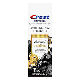 Crest® 3D White 4.1 oz. Whitening Therapy Charcoal w/ Ginger Oil Toothpaste in Zesty Mint