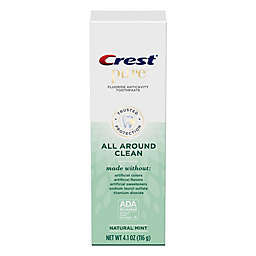 Crest® Pure All Around Clean 4.1 oz. Toothpaste in Natural Mint