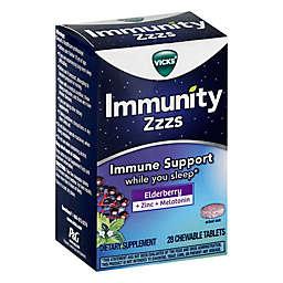 Vicks® 28-Count Immunity Zzzs Gummies