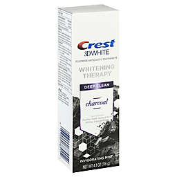 Crest® 3D White 4.1 oz. Charcoal Fluoride Toothpaste in Invigorating Mint