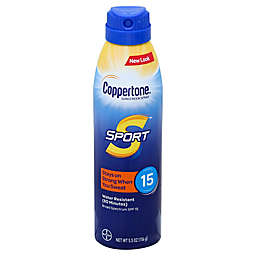 Coppertone® 5.5 oz. Sport SPF 15 Sunscreen Spray