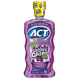 ACT® Kids Groovy Grape 16.9 oz. Anticavity Fluoride Mouth Rinse