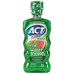 ACT® Kids 16.9 oz. Anticavity Fluoride Rinse in Wild Watermelon