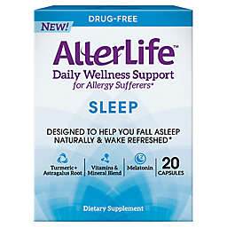 AllerLife™ Sleep 20-Count Daily Wellness Support for Allergy Sufferers Supplement