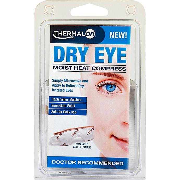 Alternate image 1 for ThermalOn® Drye Eye Moist Heat Compress