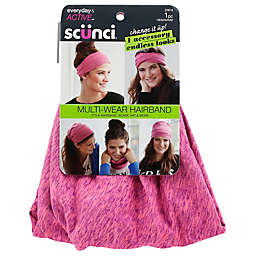 Scunci® Everyday and Active Multiwear Headband