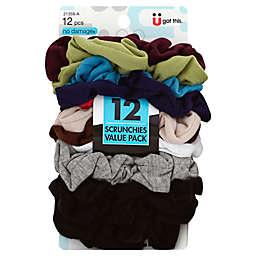 Scunci® Value 12-Count The Original Assorted Scrunchies