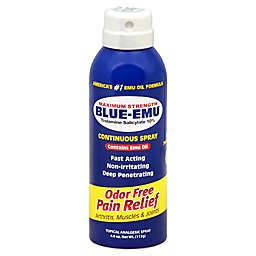 BLUE-EMU® 4 oz. Maximum Strength Pain Relief Continuous Spray