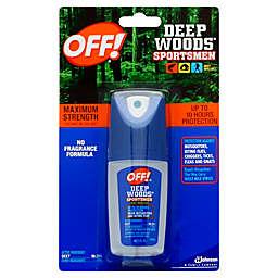 OFF!® 1 fl. oz. Sportsmen Deep Woods® Insect Repellent 1 Spray