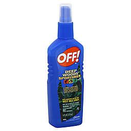 OFF!® 6 fl. oz. Sportsmen Deep Woods® Insect Repellent 2 Spray