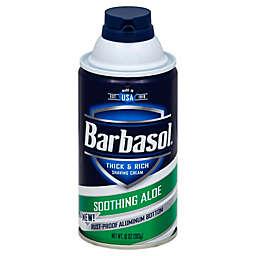Barbasol® Beard Buster® 10 oz.Thick & Rick Shaving Cream with Soothing Aloe