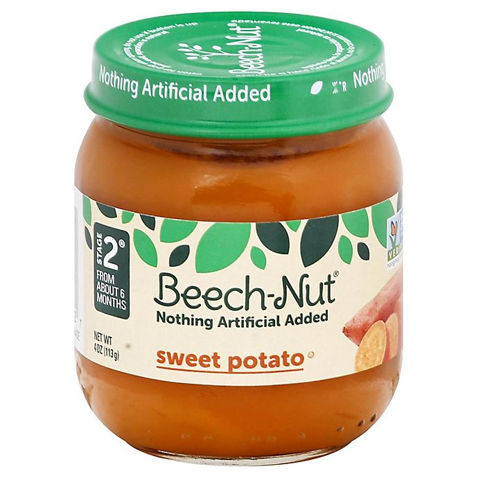Alternate image 1 for Beech-Nut® 4 oz. Stage 2 Pear Baby Food