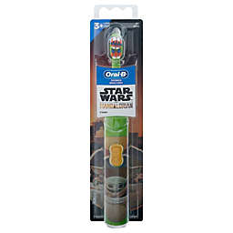 Oral-B® Kid's Star Wars™: The Mandalorian Battery Powered Soft Toothbrush