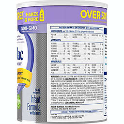 Similac® Pro-Total Comfort™ Non-GMO 29.8 oz. Easy to Digest Infant Formula Powder